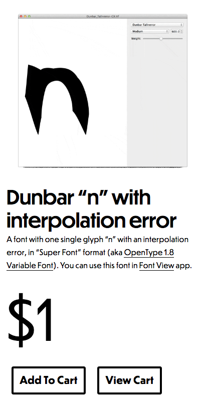 interpolation-error-font